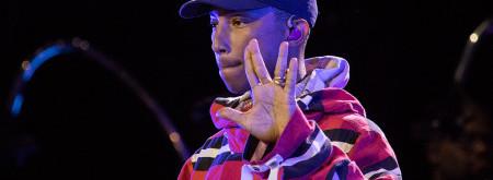 Pharrell Williams + Breitbild