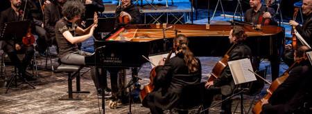 Giovanni Allevi e l'Orchestra Sinfonica