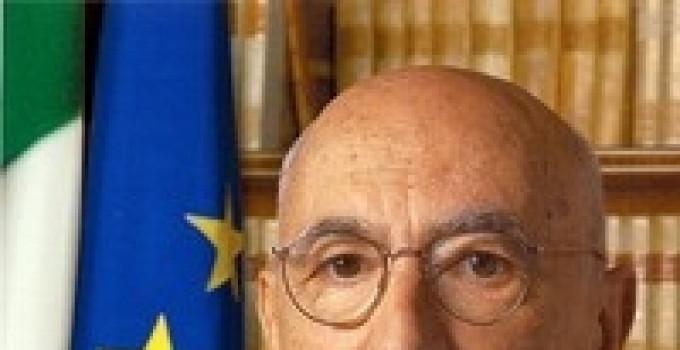 Riapre Via Krupp con la Presenza del Presidente Giorgio Napolitano