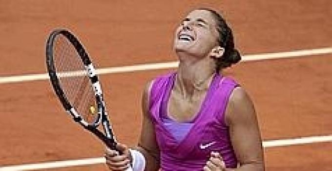 ERRANI: grande vittoria nel Tennis