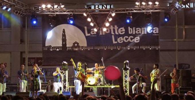 Programma Notte Bianca Lecce 2012