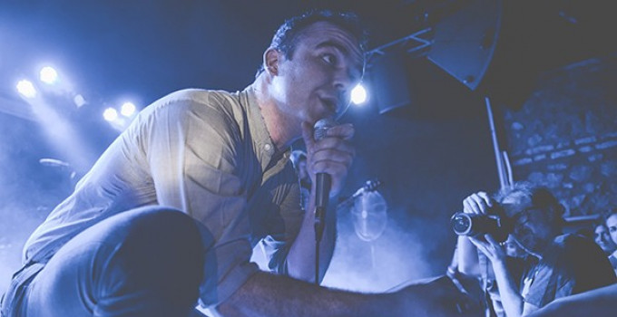 (recensione) Future Islands e Fear Of Men - 15/10/2014 @ Circolo degli Artisti - Roma