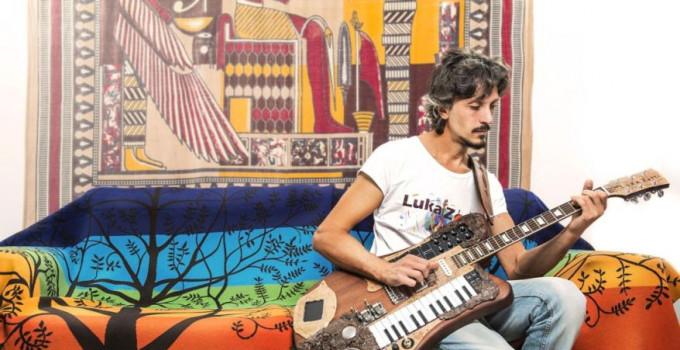 """(intervista) luka zotti, prende il via il """"sofa' tour"""" nelle case dei fan"""