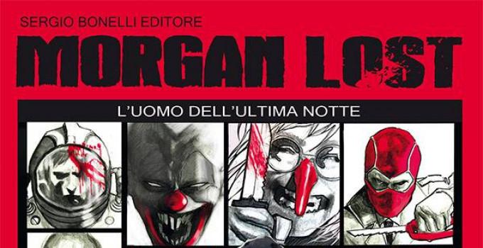 Sergio Bonelli Editore presenta MORGAN LOST