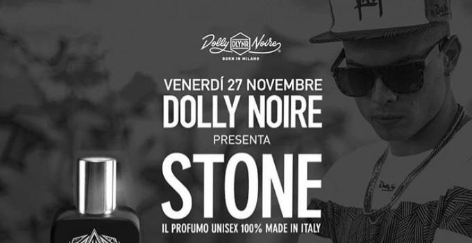 Dolly Noire presenta Stone, il profumo unisex 100% made in Italy al Docksmart Milano