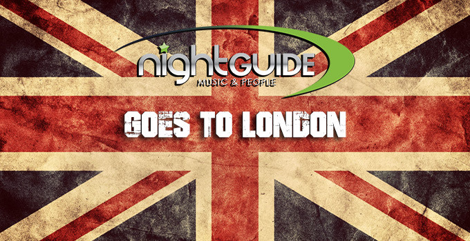 Nightguide goes to London - Femme e la sua performance al KOKO