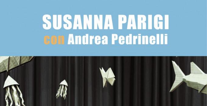 """SUSANNA PARIGI presenta il suo libro """"IL SUONO E L'INVISIBILE"""""""