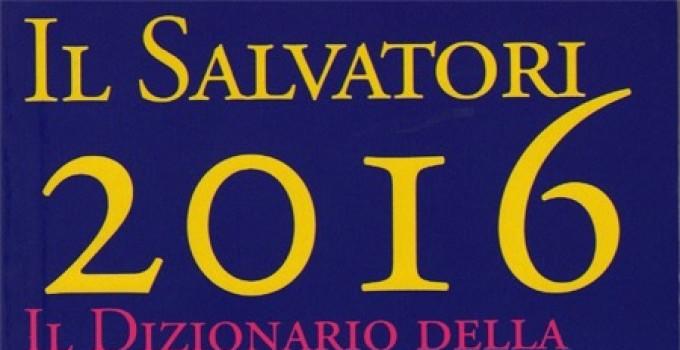 IL SALVATORI 2016, IL DIZIONARIO DELLA CANZONE DI DARIO SALVATORI