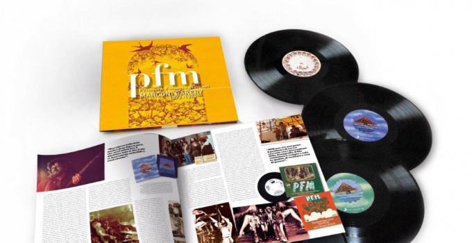 """PFM, in uscita domani (30 settembre) """"MARCONI BAKERY 1973-1974"""""""