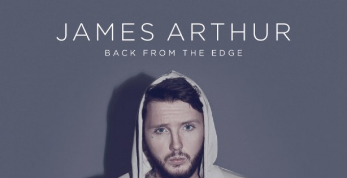 "James Arthur -  ""Back from the edge''"