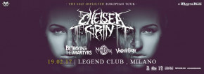 Chelsea Grin + Betraying The Martyrs + Guests