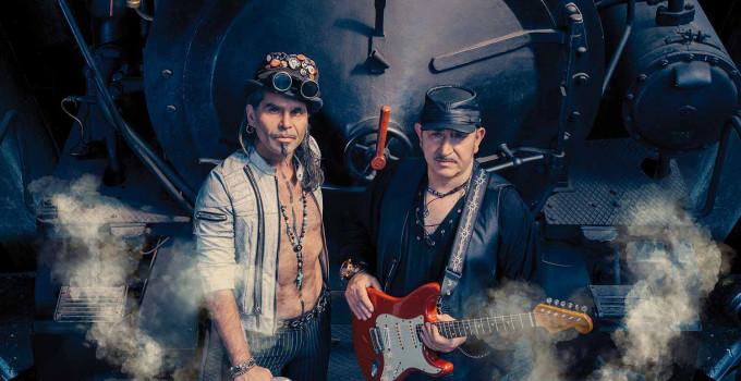 """Oggi esce """"EUTÒPIA"""", il nuovo disco dei LITFIBA...rock allo stato brado! È online il video del singolo """"L'IMPOSSIBILE"""""""