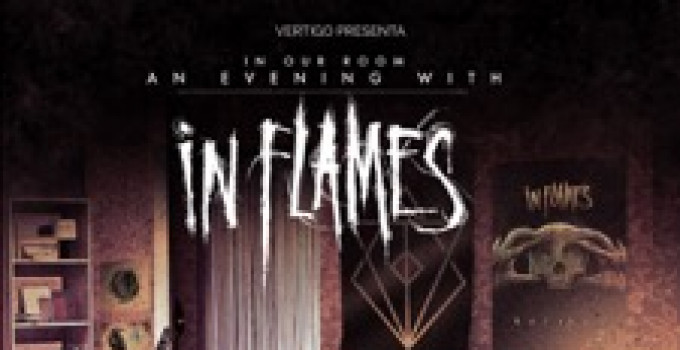 IN FLAMES: il tour nei teatri, data italiana!