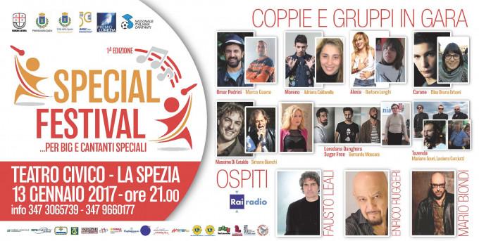 Special Festival Città della Spezia