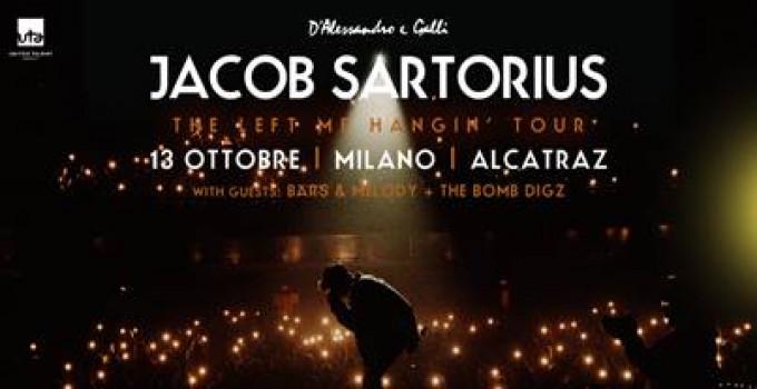 il fenomeno teen pop jacob sartorius ad ottobre in italiana