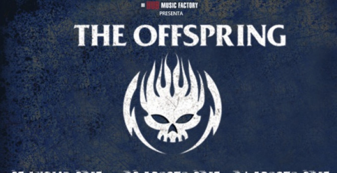 THE OFFSPRING: si avvicinano i TRE appuntamenti italiani, con grandi special guests