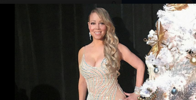 """All I Want For Christmas Is You"" di Mariah Carey diventa un film."