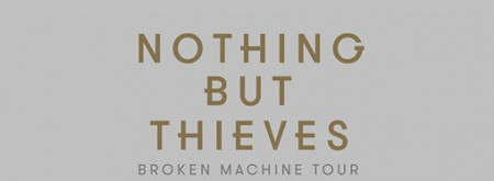 Nothing But Thieves • 04.02.2018 • Zona Roveri • Bologna