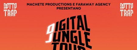 Nitro + Dj Slait Kalibandulu / Digital Jungle Tour