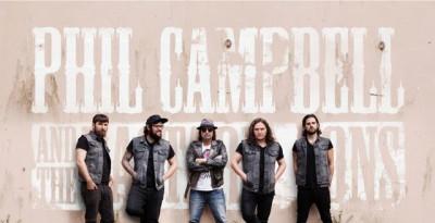 PHIL CAMPBELL & THE BASTARD SONS pubblicano il nuovo singolo 'Ringleader' e il lyric video. Attivi i pre-ordini del disco