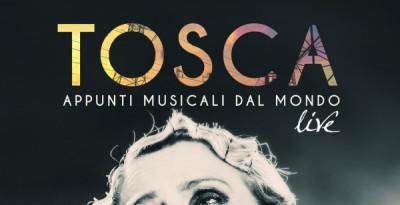 """Tosca: """"Appunti Musicali dal Mondo"""" è il nuovo album dal vivo, con grandi ospiti"""