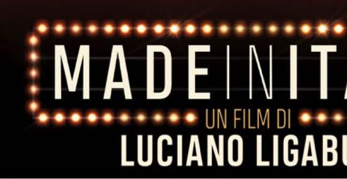 Dal 25 gennaio al cinema MADE IN ITALY, il terzo film di LUCIANO LIGABUE