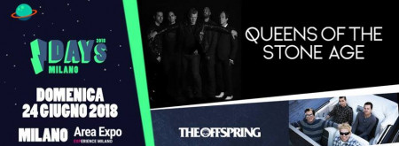 Queens Of The Stone Age + The Offspring + Wolf Alice