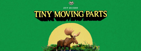 Tiny Moving Parts + Microwave e Lizzy Farrell