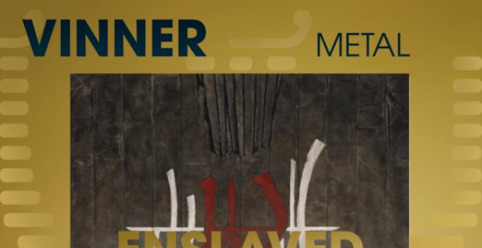 ENSLAVED – vincono lo Spellemann Award. Nuovi festival estivi confermati