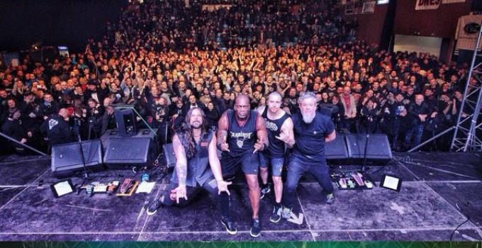 """SEPULTURA – è partito il """"Machine Messiah Tour 2018"""". Da oggi in Italia"""