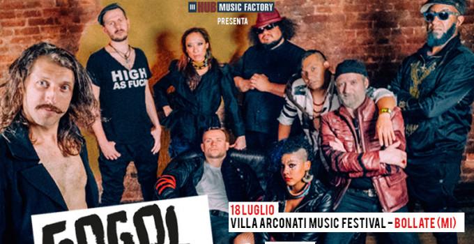 GOGOL BORDELLO   TORNANO IN ITALIA PER UN BOLLENTE TOUR ESTIVO!
