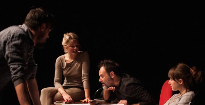 LA CERIMONIA, ven 16/3 Teatro delle Arti (Firenze) - OSCAR DE SUMMA e l'Edipo contemporaneo