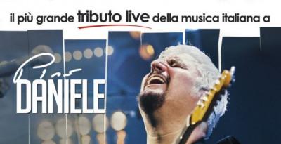 """""""PINO È"""": il più grande tributo live della musica italiana a PINO DANIELE, il 7 giugno allo Stadio San Paolo di Napoli"""