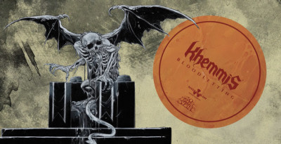 KHEMMIS – svelano il video del secondo singolo 'Bloodletting'