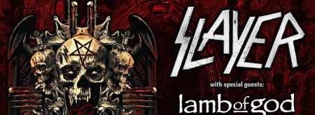 Slayer + Lamb of God + Anthrax + Obituary