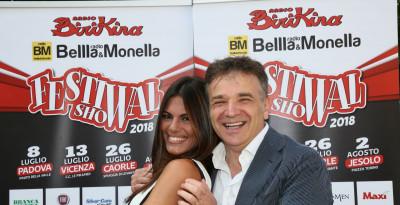 Svelati i primi nomi dei big della musica italiana che si esibiranno sul palco di FESTIVAL SHOW 2018 a partire dall'8 luglio!
