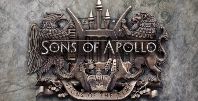 "SONS OF APOLLO - il video di ""Signs Of The Time"""