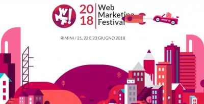 Il mondo dell'innovazione digitale è pronto al Web Marketing Festival 2018: in migliaia per la 3 giorni di formazione e business