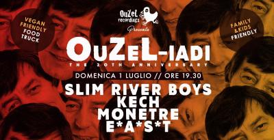 1998-2018: OuZeL Records festeggia vent'anni