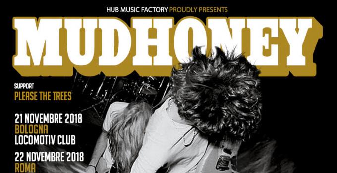 MUDHONEY: IN ARRIVO A SETTEMBRE IL NUOVO ALBUM DIGITAL GARBAGE