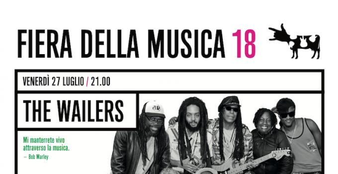 FIERA DELLA MUSICA (27-28-29 luglio, Azzano Decimo): THE WAILERS, BOOMDABASH, MODENA CITY RAMBLERS, MARIA ANTONIETTA e altri
