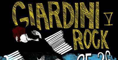 GIARDINI ROCK 2018 COLICO (LC), 25/26 AGOSTO La V edizione del festival a ingresso gratuito  sulle rive del Lago di Como