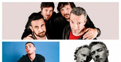 Villa Ada dal 23 al 29 luglio: Kruder & Dorfmeister, Goran Bregovic, Orchestraccia, Nitro, Tedua, Capo Plaza e Nicola Vicidomini