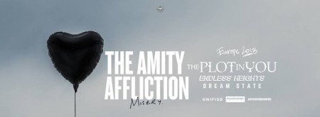 The Amity Affliction + special guests