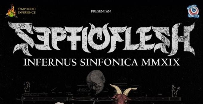 SEPTICFLESH annunciano un concerto con l'orchestra in vista di un DVD live!