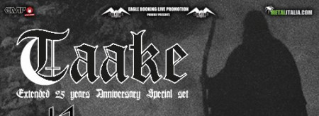 "Taake ""Extended 25 years Special Set"""