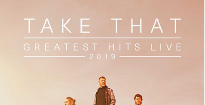 "I TAKE THAT CELEBRANO I 30 ANNI CON  IL TOUR ""GREATEST HITS LIVE 2019"""