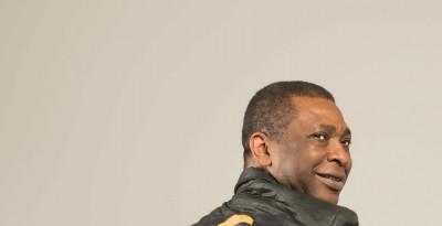 YOUSSOU N'DOUR, Cantante e politico senegalese, in concerto al Live Club di Trezzo il 29 settembre