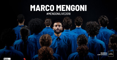 MARCO MENGONI: annunciate le prime date di #MengoniLive2019.
