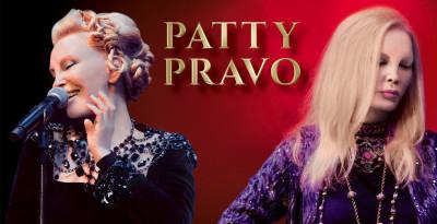 """PATTY PRAVO: il 26 ottobre esce """"PATTY PRAVO LIVE"""", un doppio cd live per rivivere le emozioni dei concerti di Venezia e Verona"""
